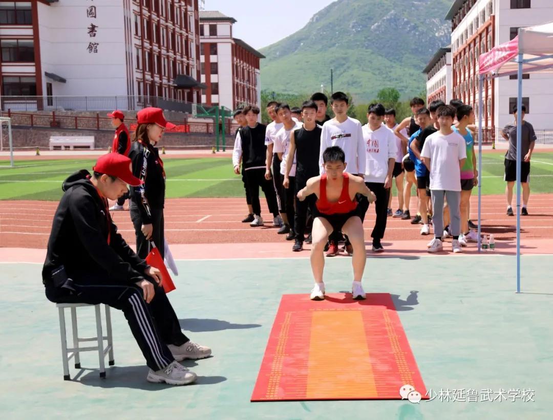 郑州体育职业学院单招考试进行时!